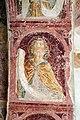 Vecchietta, cappella di san martino, 1435-39 ca., busti di profeti 04.jpg