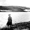 Ved Fjellvatnet (ca. 1950) (9929197703).jpg