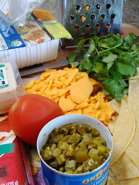 File:Vegan Migas Ingredients (4358414460).jpg