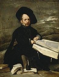 Diego Velázquez: Ritratto di Diego de Acedo, el Primo