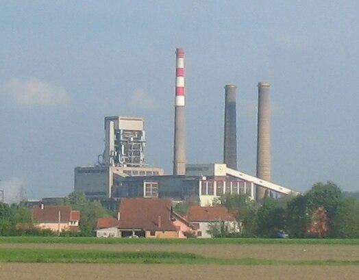 Veliki Crljeni termoelektrana Kolubara2