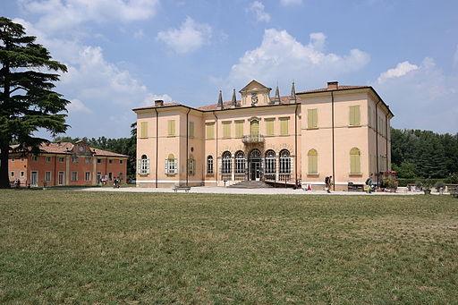 Giancarlo Volpato un vero scout a Villa Buri