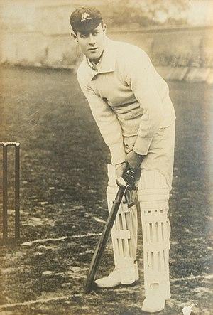 Victor Trumper - Image: Victor Trumper 1890s