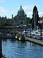 Victoria Harbor and BC Parliament Building - panoramio.jpg