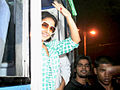 Vidya Balan promotes 'The Dirty Picture' in Kolkata's trams (12).jpg