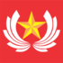 Vietnam People's Army Politics Vector.png