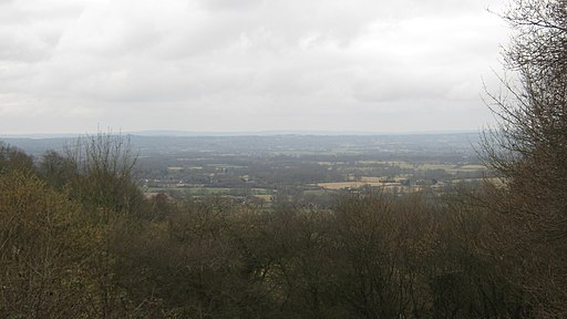 View from Crockhamhill Common - geograph.org.uk - 1754410