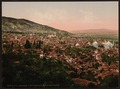 View of the city, Bursa, Turkey-LCCN2001699450.tif