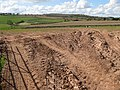 View west from a dry field entrance - geograph.org.uk - 1241457.jpg
