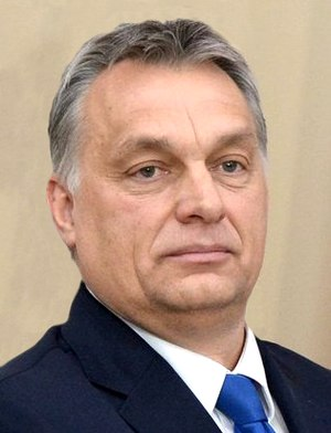 Third Orbán Government - Image: Viktor Orbán 2016 02 17