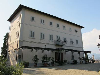 How To Get To Villa Bardini In Firenze By Bus Train Or