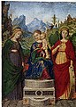 Virgin and Child Enthroned between Saints Cecilia and Catherine of Alexandria MET sf-rlc-1975-1-2489.jpeg