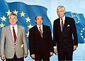 Visit of Askar Akaiev, President of Kyrgyzstan, to the EC.jpg
