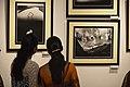 Visitors - Group Exhibition - PAD - Kolkata 2016-07-29 5141.JPG