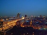 Vista de Madrid - Tetuán 02.jpg