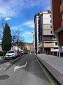 Vista de la calle Burriana, Oviedo-2.jpg