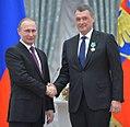 Vladimir Putin at award ceremonies (2016-03-10) 33 .JPG