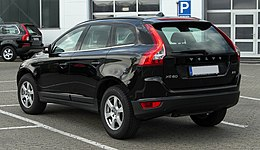 Volvo XC60 D3 – Heckansicht, 16. April 2011, Hilden.jpg