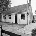 Voorgevel van wit eenlaags bakstenen huisje - Borssele - 20401713 - RCE.jpg