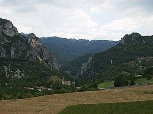 Beauregard-Baret - A view of the village of Beauregard-Baret