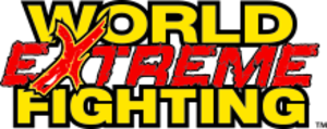 World Extreme Fighting - Image: WEF Logo