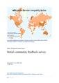 WIGI Initial survey.pdf