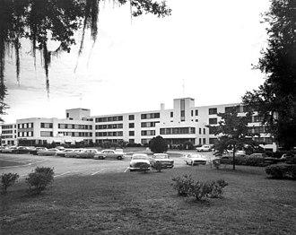 Sunland Hospital - W. T. Edwards Hospital in Tallahassee, FL; 1960