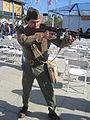 WW II American GI reenactor at 2010 NCCBF 2010-04-18 10 1.JPG