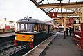 Waggon & Maschinenbau railbus M79964, Keighley, K&WVR, November 2012 Photo13 11 (9859621925).jpg
