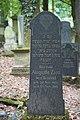 Waibstadt - Jüdischer Friedhof - Grabstein Auguste Zion (1854-1919).jpg