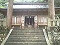 Wakasa Shrine Pavilions - 若桜神社(鳥取県八頭郡若桜町) - panoramio.jpg
