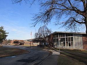 Wakefield Memorial High School - Wakefield High School