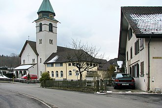 Wald, Zürich - The Roman Catholic Church