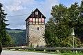 Waldkirchen am Wesen -Burgruine Oberwesen I.jpg