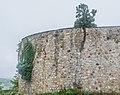 Wall of the belvedere in Gourdon.jpg