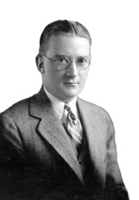 Walter Francis O'Malley (1903-1979) in 1926 with background removed.png
