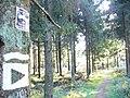 """Wanderweg 2 beim Blockhaus """"Schwarzer Mann"""" - geo.hlipp.de - 6223.jpg"""