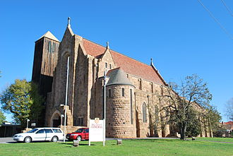 Wangaratta - Holy Trinity Anglican Cathedral