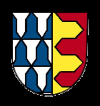 Allmannshofen - Image: Wappen Allmannshofen