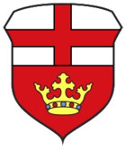 Coat of arms of the city of Polch