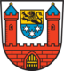 Coat of arms of Calau/Kalawa