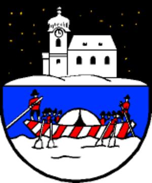 Oberndorf bei Salzburg - Image: Wappen at oberndorf bei salzburg