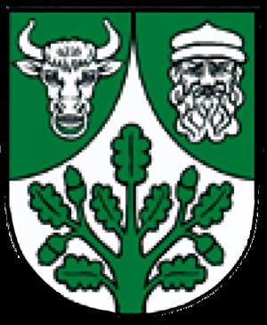 Ilberstedt - Image: Wappen von Ilberstedt