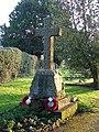 War memorial. - geograph.org.uk - 91347.jpg