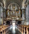 Warszawa, kościół św. Anny, chór HDR.jpg
