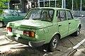 Wartburg sedan green in Warsaw r.jpg