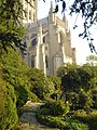Washington National Cathedral from Bishop's Garden.jpg