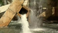 File:Water flowing from fountain.webm