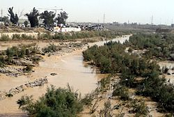 Water in Beersheba Stream - 06.jpg