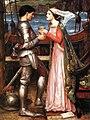 Waterhousem Tristan and Isolde.jpg